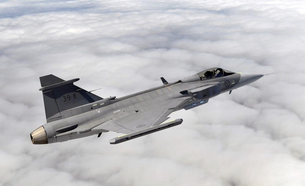 Air2030: A la rencontre de SAAB et du Gripen E (1/5)