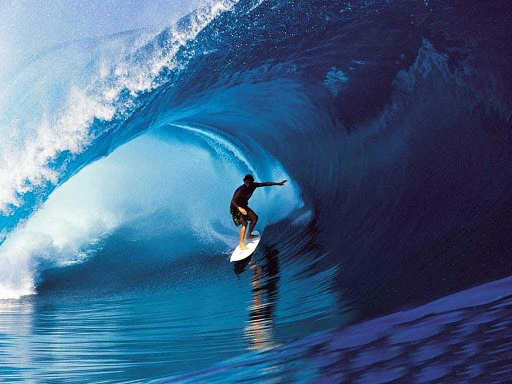 Surf a Malibu