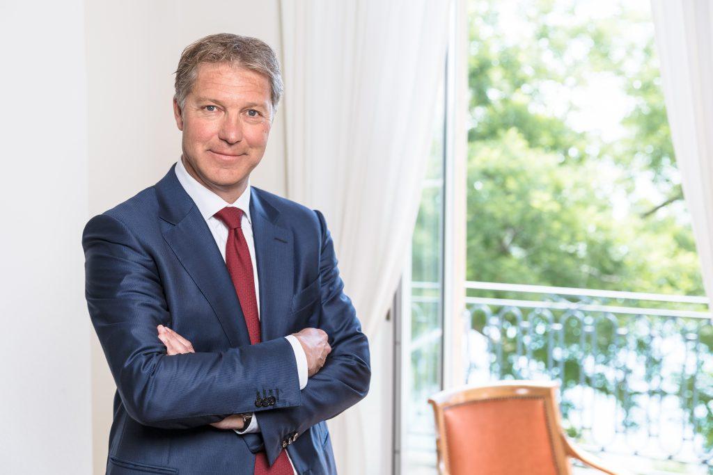 Yves de Montmollin - Banque Bonhôte