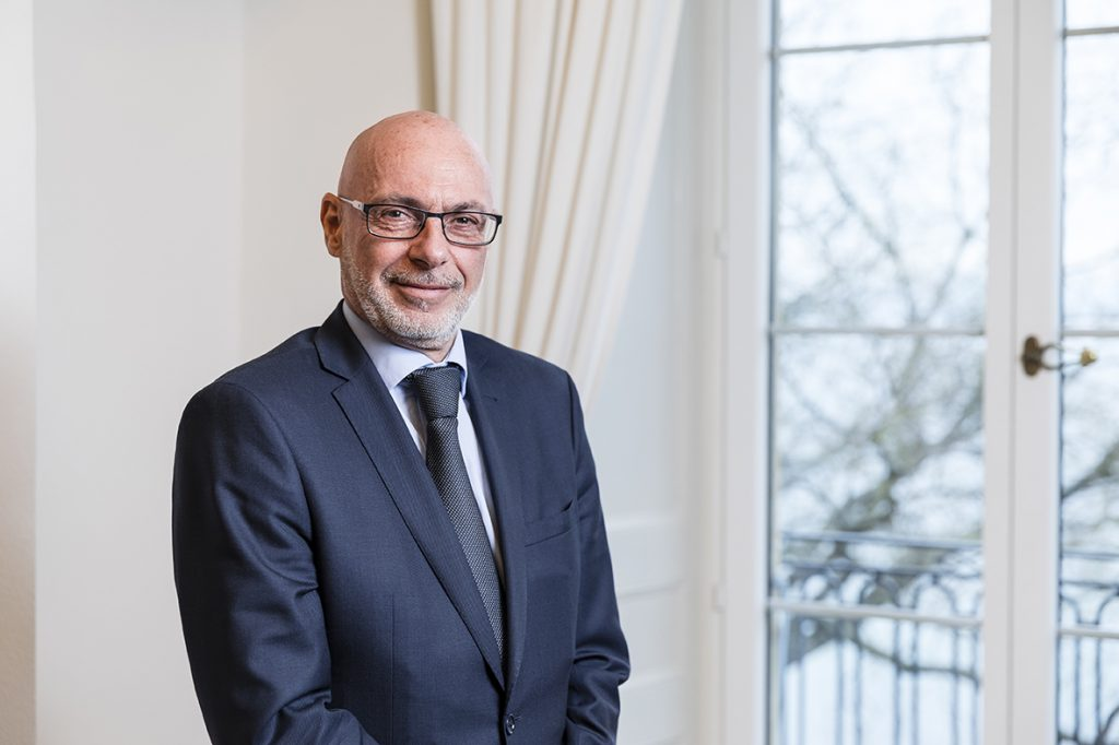 Banque Bonhôte Genève - Pascal Geissmann
