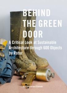 Le Catalogue de la Triennale d'architecture d'Oslo, dont Rotor assurait le commissariat, en 2013.
