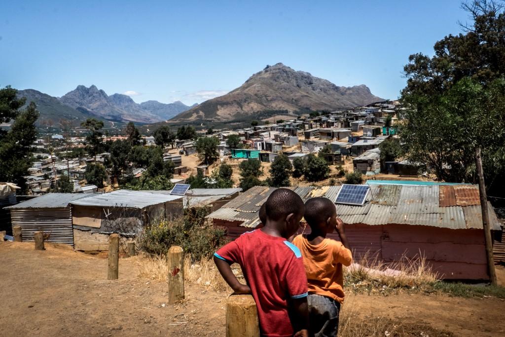 Africa What's Next: iShack2, Kaapstad, Zuid-Afrika. Foto: Megan King
