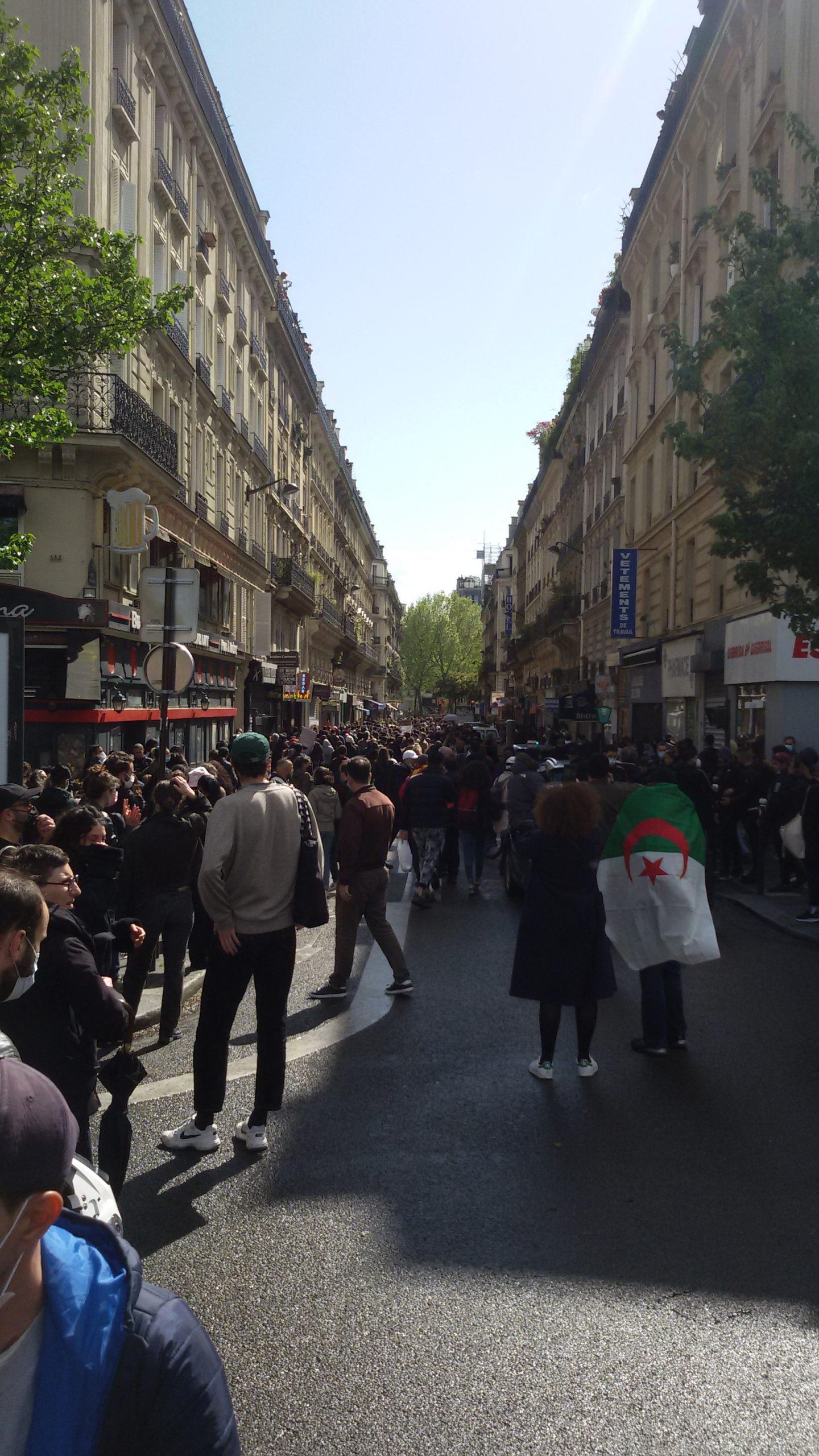 L'échec d'un préfet. Sur la manifestation interdite aujourd'hui à Paris.
