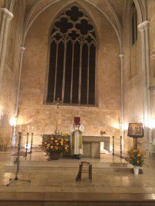 © C. Clivaz, Eglise St-Jean de Malte, 31.10.16