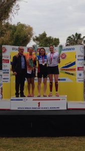 award ceremony antalya triathlon 2016