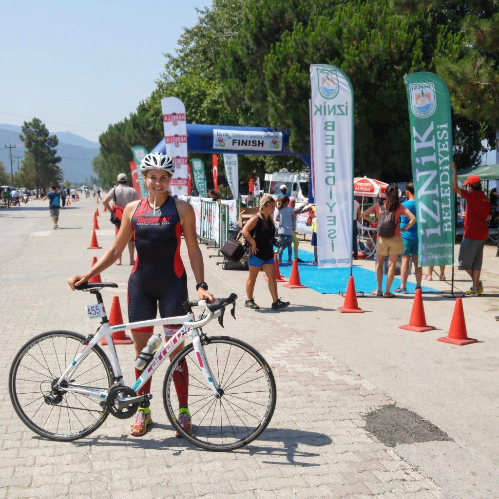 coraline chapatte triathlon bike