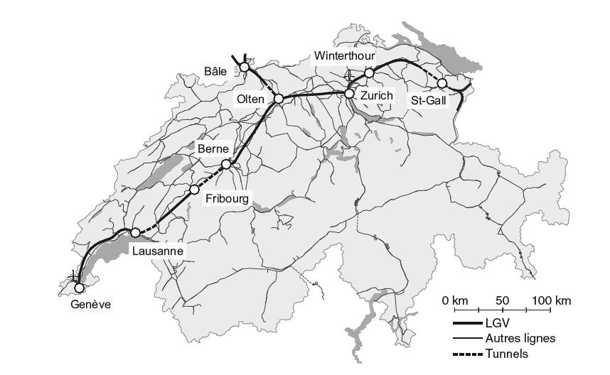 NTF, Croix fédérale de la mobilité, Plan Rail 2050 ou Railsuisse 2050: quel avenir pour le chemin de fer suisse?