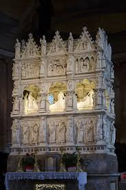 Tombeau de saint Augustin