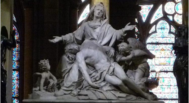 Pieta, Notre-Dame de Paris