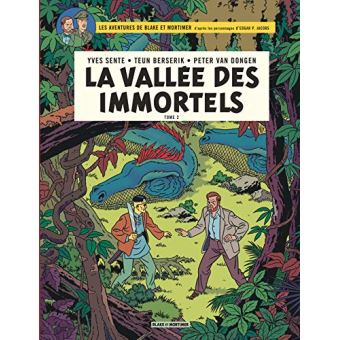 La Vallée des Immortels - tome 2