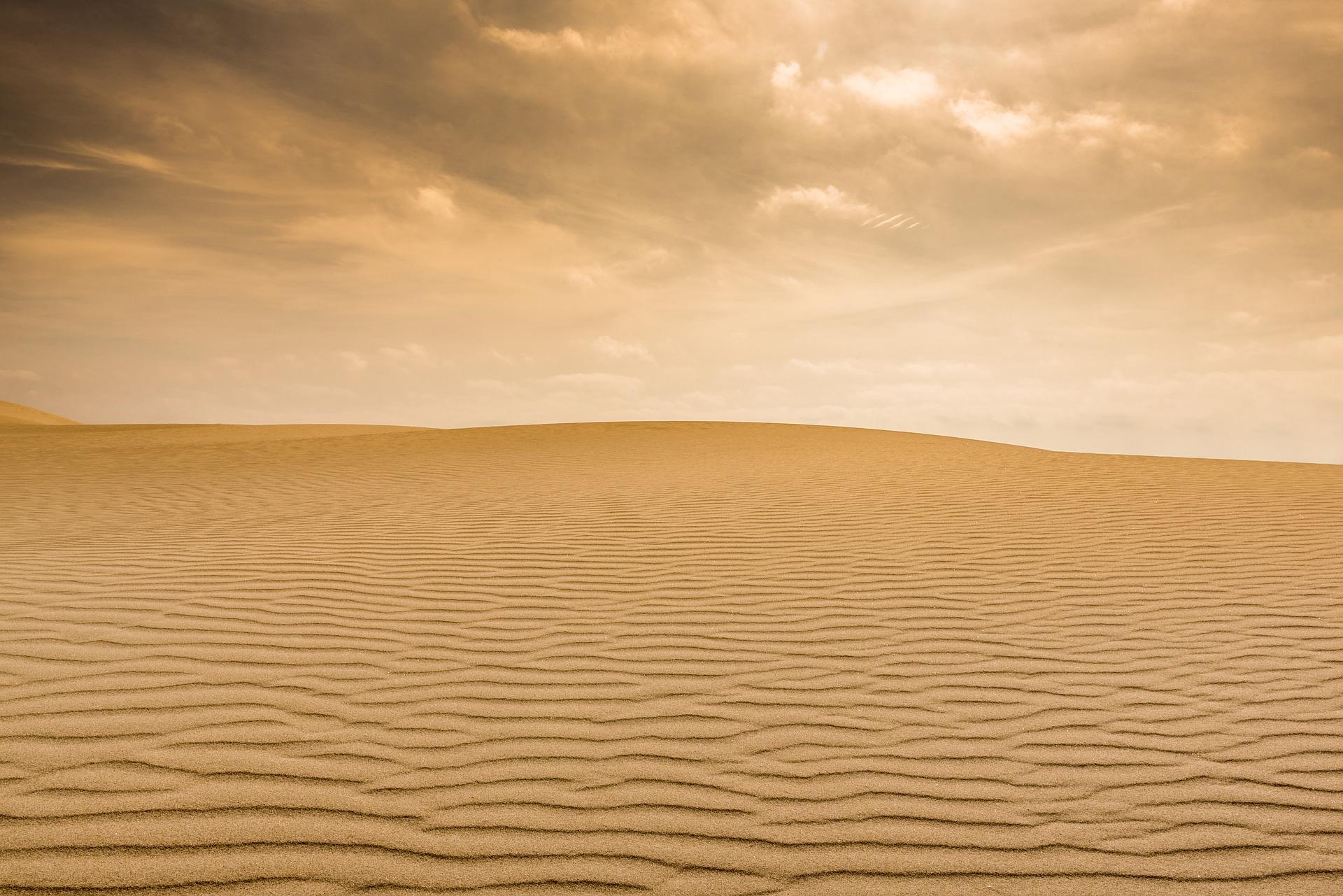 Les méga-sécheresses s'étendent à des pays entiers