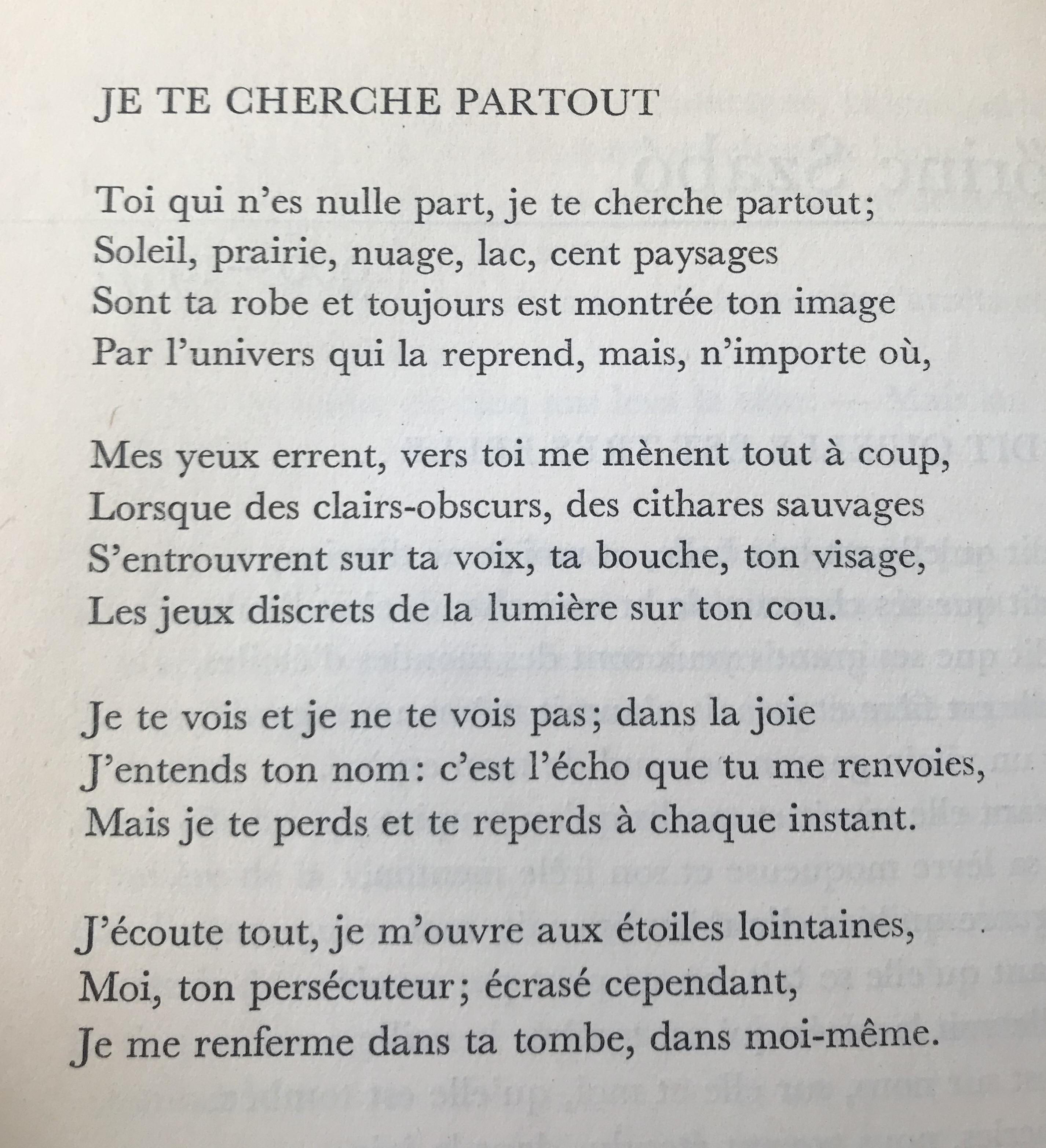 Lorinc Szabo Un Poète Interdit De Poésie Des Avenues Et