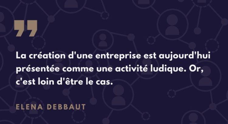 Conseils création entreprise start-up en Suisse, avec Elena Debbaut, consultante en entreprise et gestionnaire de crise