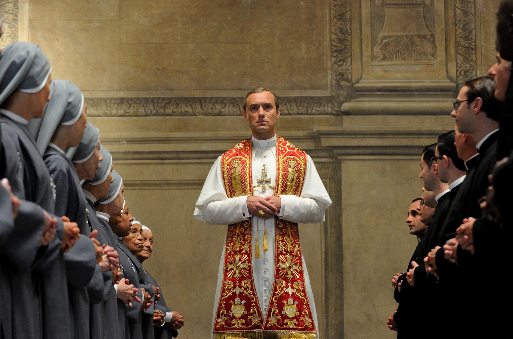 The Young Pope © Canal plus