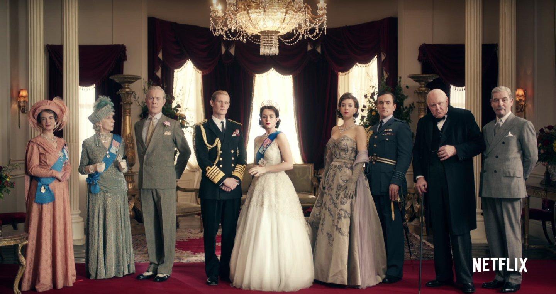 The Crown © Alex Bailey / Netflix