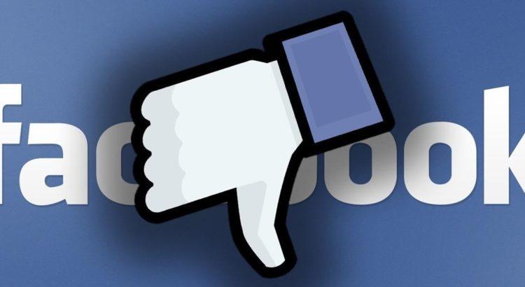 Facebook n'est pas un site de rencontre
