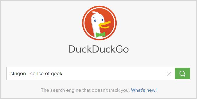 DuckDuckGo, une alternative à Google – Tendances Web