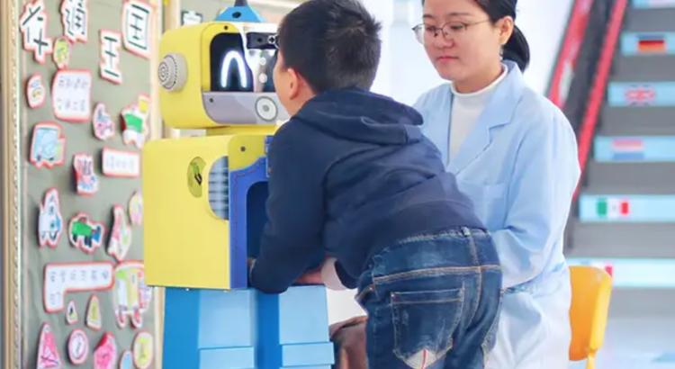 Les bilans de santé fait par des robots