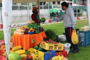 Marché en Rquateur