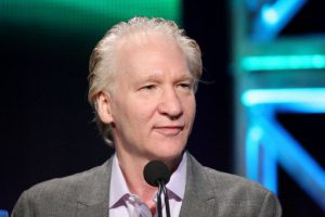 BEVERLY HILLS, CA - JULY 28: TV Host Bill Maher speaks during the HBO portion of the 2011 Summer TCA Tour held at the Beverly Hilton on July 28, 2011 in Beverly Hills, California.   Frederick M. Brown/Getty Images/AFP