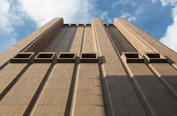 Le myst re de l immeuble sans fen tres de new york les for Building sans fenetre new york