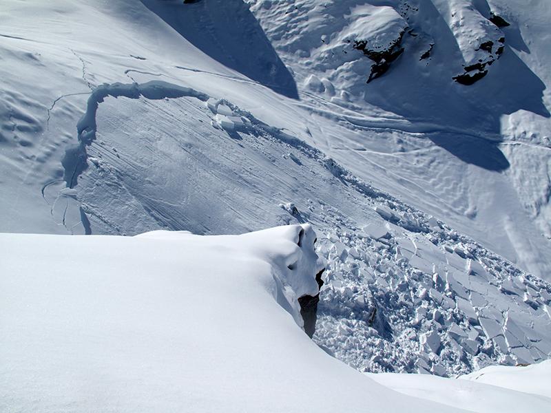 Randonneurs, skieurs et snowboarders de tous bords ne peuvent que profiter de cette nouvelle formation