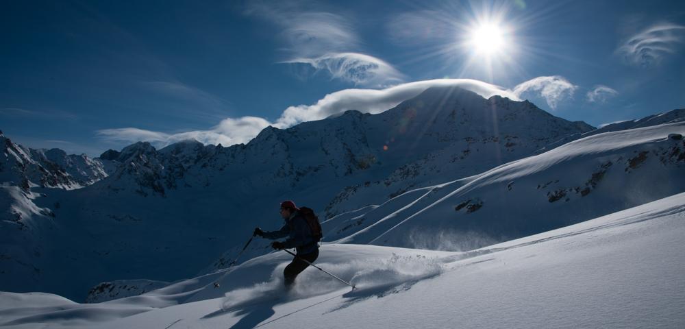 Ski de randonnée et hors pistes
