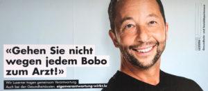 Campagne de la direction de la santé publique du canton de Lucerne