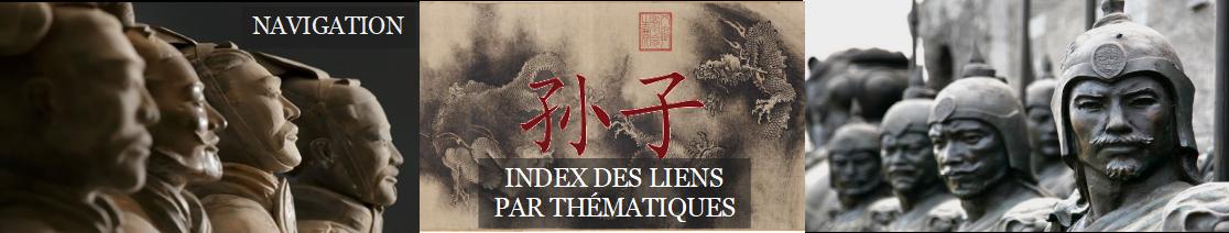 Sun Tzu parle aux dirigeants stratèges - Index du blog