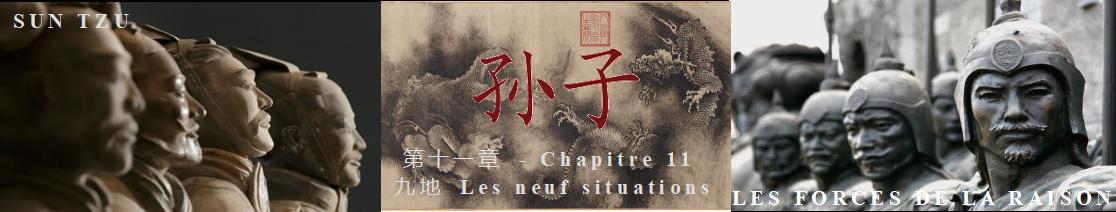 Sun Tzu -Maîtres et dirigeants - Les forces de la raison