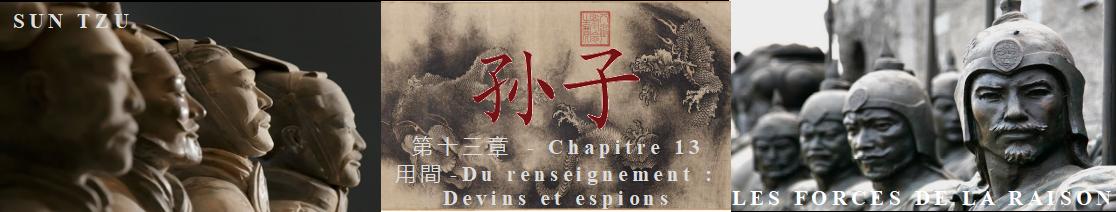 Sun Tzu - Maîtres et dirigeants - Les forces de la raison
