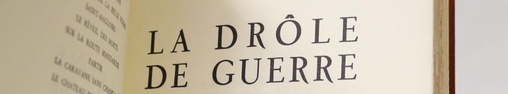 Dorgeles_roland_la-drole-de-guerre-1939-1940 (1957)