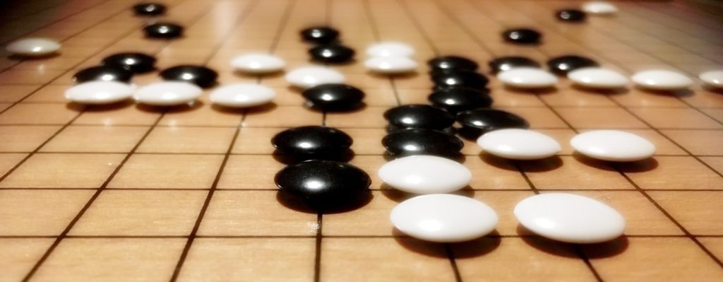 Table de go - Weiqi Chinois