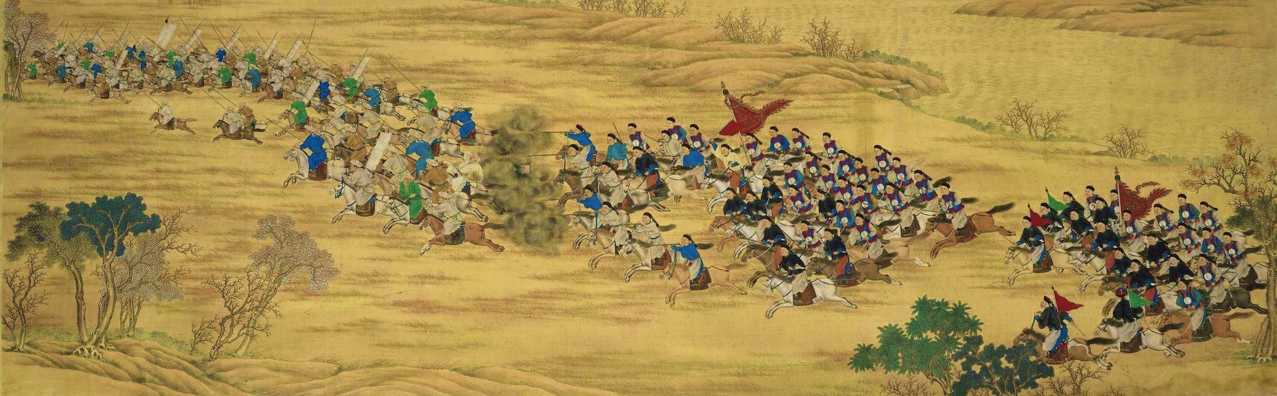 Sun Tzu et les guerres médiévales