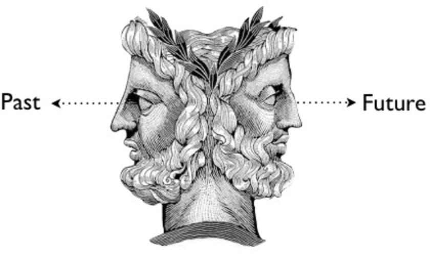 Janus - Le passé et l'avenir stratégique