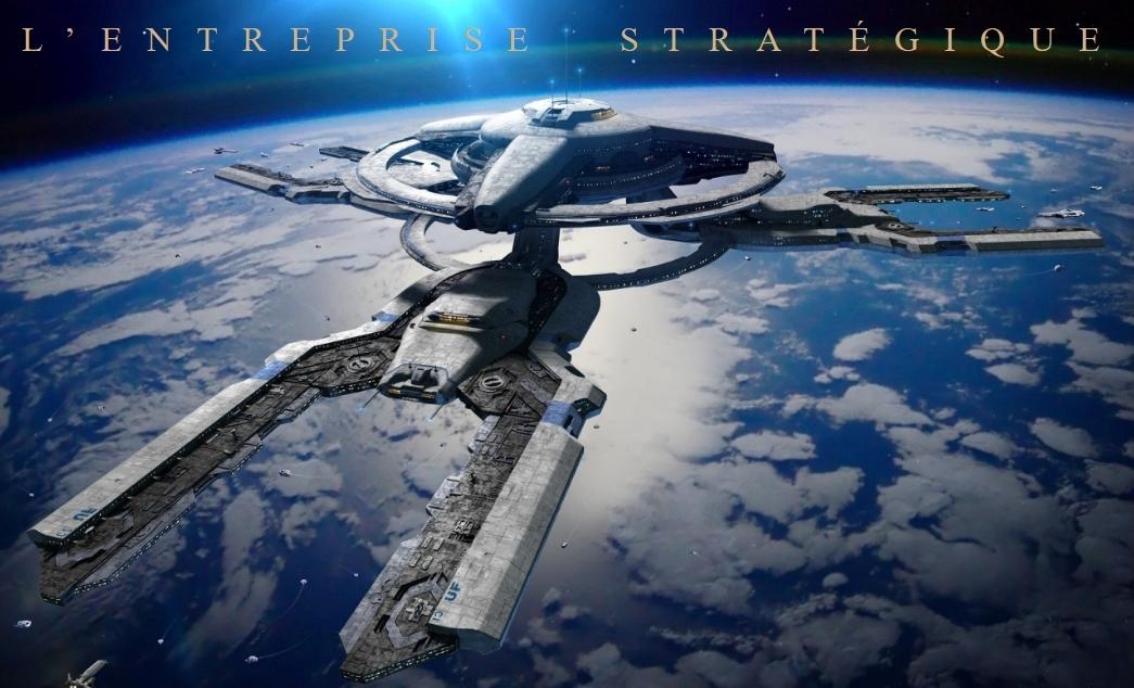 L_entreprise stratégique-La série