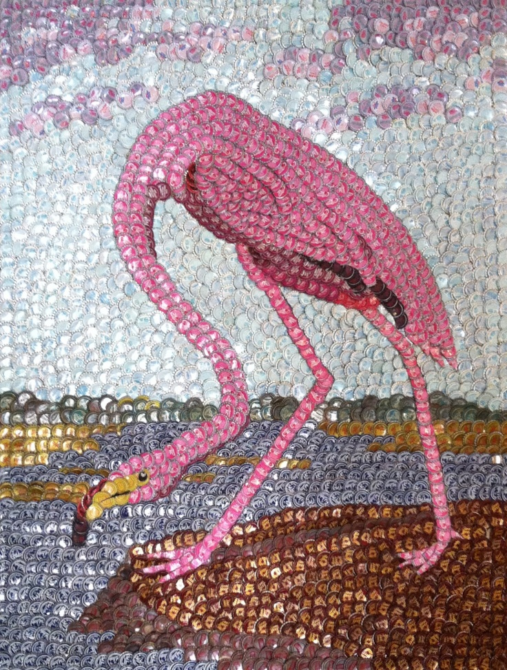 A Pair Of Pink Flamingos The Perpetual Tourist