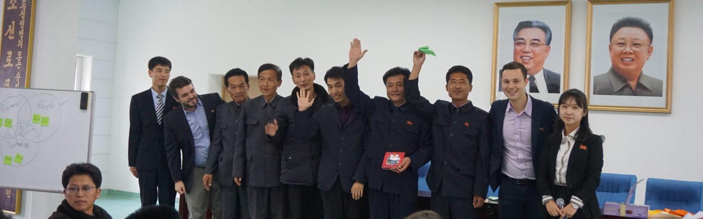 L'entrepreneuriat en Corée du Nord