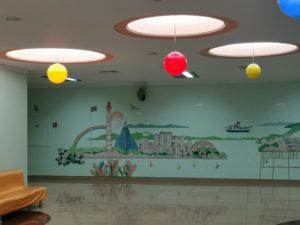 L'hôpital de l'enfance