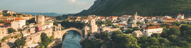 Du Danube au Vardar: les Balkans occidentaux