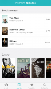 Episode Time, l'application qui vous aide à vous rappeler où vous en êtes dans vos séries