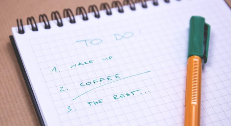 Faire des listes, c'est tout un art
