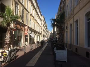 Marseille: un centre-ville très diversifié