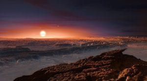 Vu de Proxima Centauri de Proxima-b_so1629a-1038x576