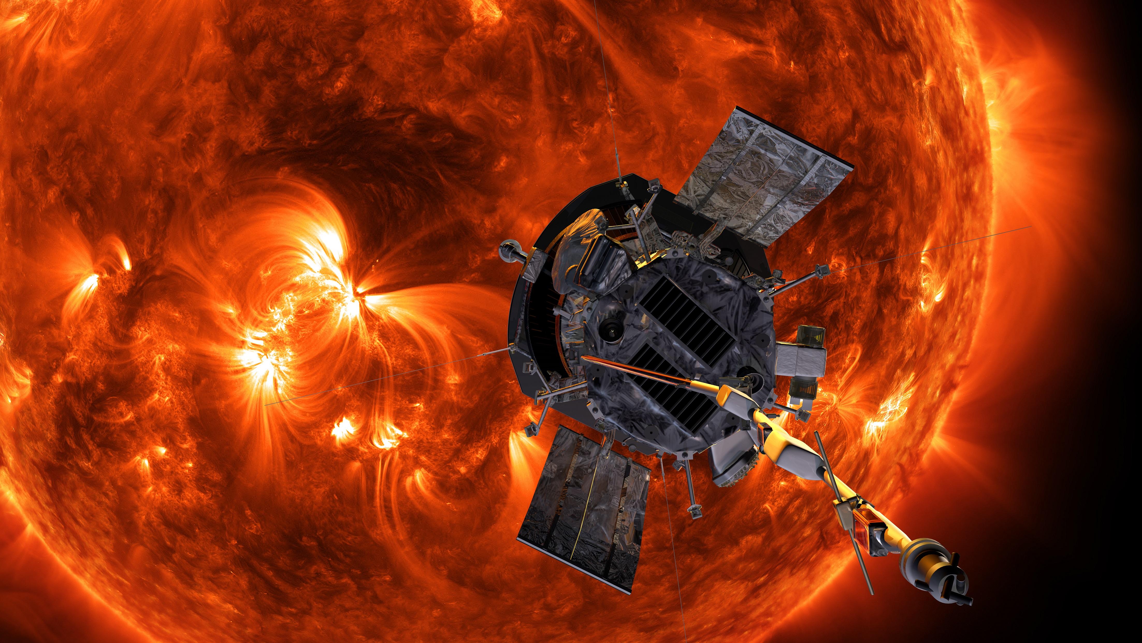 La sonde Parker de la NASA observe la fournaise solaire à une distance jamais approchée