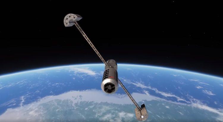 Gravité artificielle avec Starship – Exploration spatiale