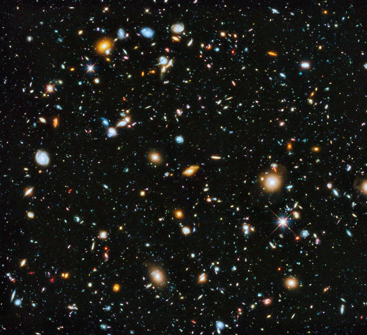 Les dimensions de l'Univers sont à la fois inhumaines et merveilleuses. Nous devons « faire-avec » et entreprendre