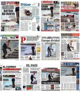 enfant-mort-grece-journaux