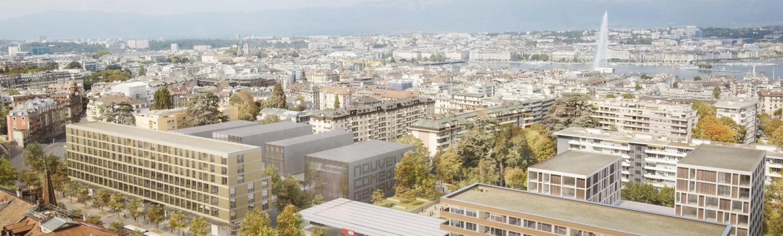 Genève ville créative