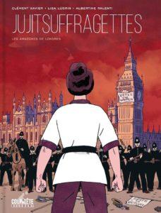 Jujistsuffragettes